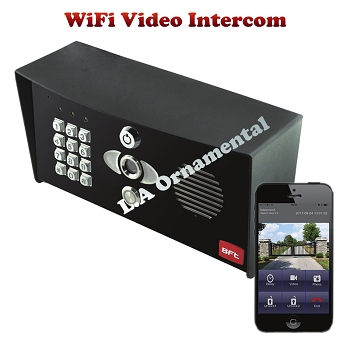BFT VIDEO WIFI-BFT-KPADII Intercom With Keypad